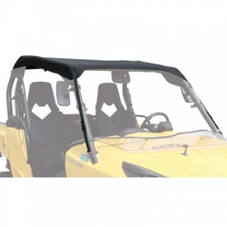 Tusk UTV Fabric Roof Black CAN-AM Commander 1000