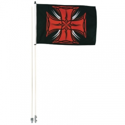 Tusk ATV 6' Flag Pole Kit