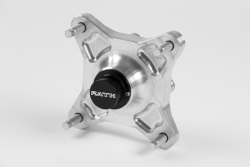 Rath Racing Billet Front Hubs Polaris Outlaw 525 S and 525 IRS