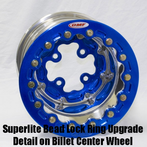 Omf Standard Wheel 4 110 Or 4 144 Immortal Atv