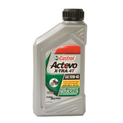 Castrol Act Evo 4 Stroke Motor Oil Immortal Atv