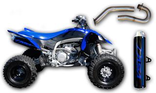 What Color Is Transmission Fluid >> Dasa Racing Exhaust Yamaha YFZ 450 - Immortal ATV