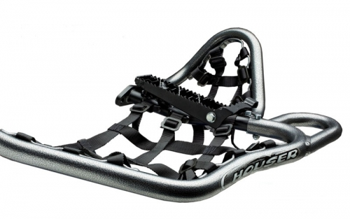Houser Racing Pro Bounce Nerf Bars With Suspension Footpeg