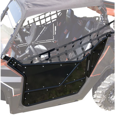 Tusk Aluminum Suicide Doors With Nets Polaris Ranger Rzr