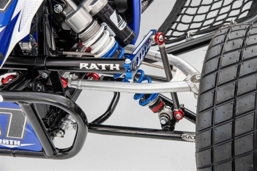 Rath Racing Tt A Arms Yamaha Yfz 450r Immortal Atv