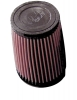Modquad Air Flow System Replacement K&N Filter Suzuki Z 400 2003-2009