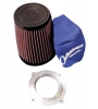 Modquad Air Flow System with K&N Filter Kawasaki KFX 400 2003-2006