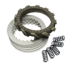 Tusk Clutch Kit With Heavy Duty Springs Honda TRX 250R 1986-1989