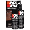 K & N Recharger Kit 6.5 oz Oil, 12 oz Cleaner