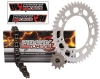 Primary Drive Alloy Kit & X-Ring Chain Kawasaki KX450F 2006-2011