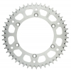 Primary Drive Rear Aluminum Sprocket 56 Tooth Silver Honda CRF150R 2007-2009