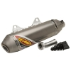 FMF Factory-4.1 Silencer With TI Mid-Pipe KTM 250 SX-F 2009-2011