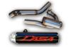 Dasa Racing Exhaust Joe Byrd Edition Honda TRX 450R and 450ER