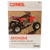 Clymer Repair Manual Honda TRX 450R and 450ER