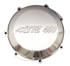 Modquad Clutch Cover - Flaming Yamaha YFZ 450R and 450X