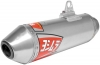 Yoshimura RS-2 Stainless/Aluminum Slip-On Yamaha Raptor 250 and 250R