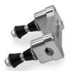 Houser Anti-Vibe Handlebar Clamps Yamaha YFZ 450R and 450X