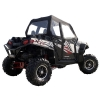 Pro Armor Cab Enclosure Black Polaris Ranger RZR 800