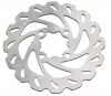 Tusk Stainless Steel Typhoon Brake Rotor Polaris Ranger RZR 800