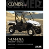 Clymer Repair Manual Yamaha Rhino 700 FI