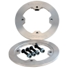 Houser Racing Dual Sprocket Guard Yamaha YFZ 450