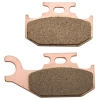 Braking Brake Pads - Sintered Metal Honda TRX 450R and 450ER