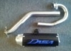 Dasa Racing Exhaust Yamaha Raptor 250
