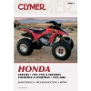 Clymer Repair Manual Honda TRX 300EX 1993-2006