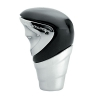 Beard Finger Grip Shift Knob Black/Chrome Polaris Ranger RZR 800