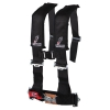 Dragonfire Racing 4-Point H-Style Harness With Sternum Clip Polaris Ranger RZR XP 1000