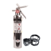 Dragonfire Racing Quick Release Fire Extinguisher Mount With Fire Extinguisher Yamaha Rhino 700 FI