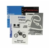 Suzuki OEM Service Manual Z 400 2003-2008