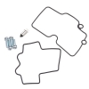 K & L Carburetor Rebuild Kit KTM 505 SX
