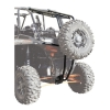 Tusk UTV Rear Bumper, Cargo Rack, and Spare Tire Carrier Polaris Ranger RZR XP 1000