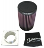 Modquad Air Flow System with K&N Filter Yamaha Raptor 700