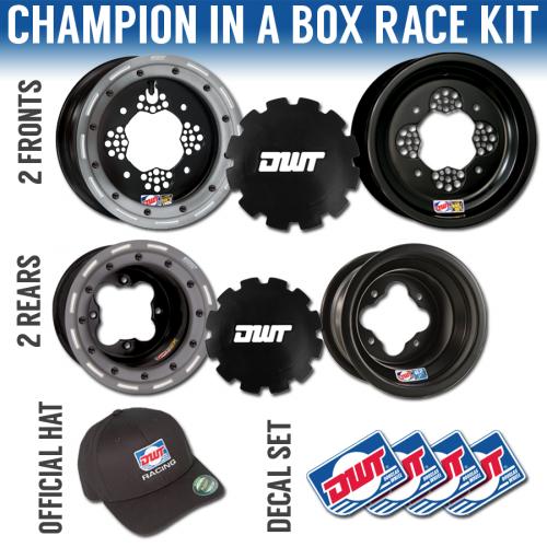 DWT Champion in a Box MX Kit Honda TRX 450 - Immortal ATV